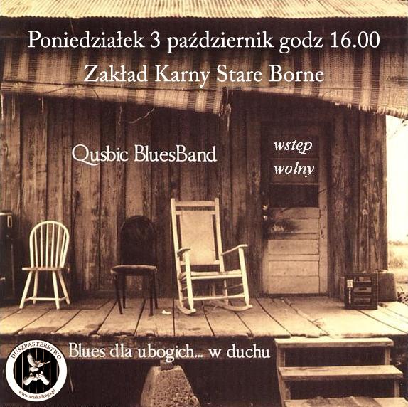 Koncert Qusbic BluesBand