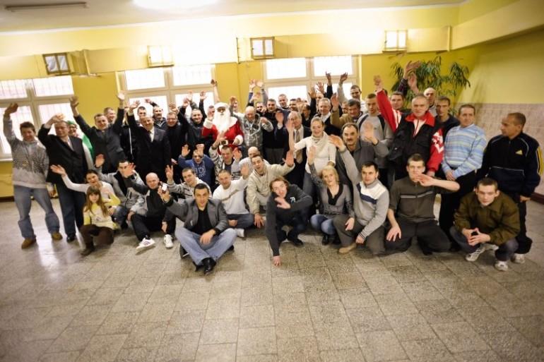 Wigilia w ZK Stare Borne 2011 – cz. II