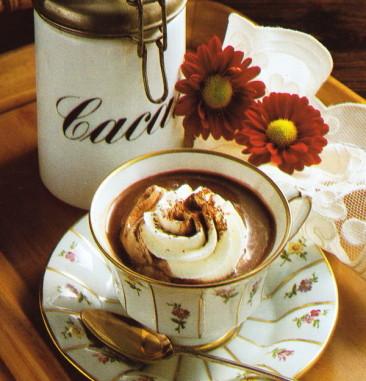 Mądrość gorącej czekolady