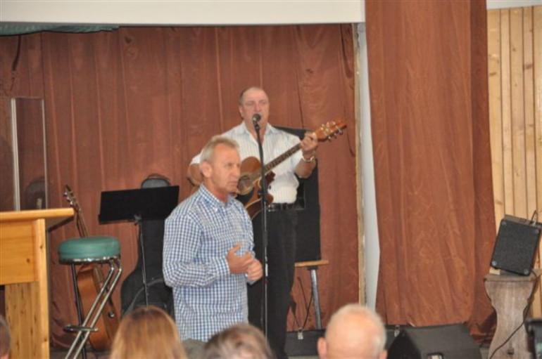 Konferencja kapelanów katechetów i duszpasterzy więziennych w Wiśle.