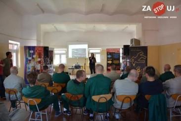 Spotkanie w ZK Goleniów