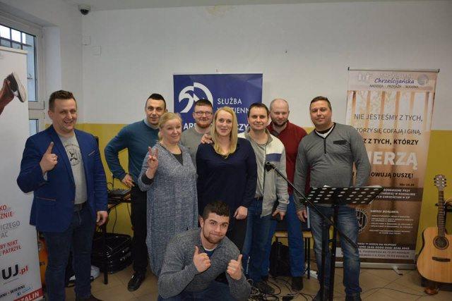 Muzycznie w Areszcie Śledczym Koszalin