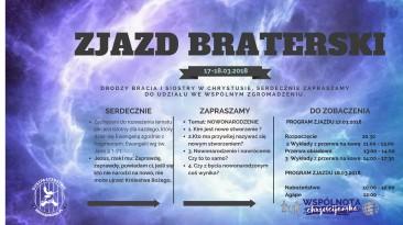 ZJAZD BRATERSKI