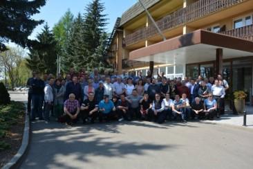 Konferencja w Ośrodku Szkolenia Służby Więziennej