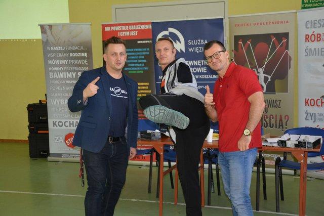 Turnee z Przemkiem DSM – dzień I